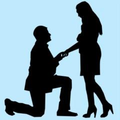 ציוד להצעות נישואין וחתונה להשכרה
