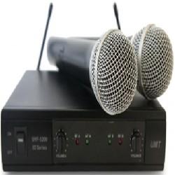 מיקרופונים אלחוטיים UMT UHF-5200