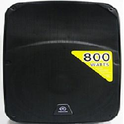 השכרת רמקול מוגבר 800W