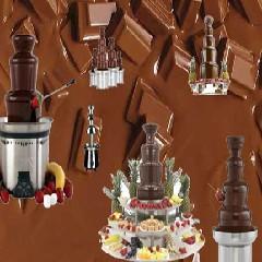 מפלי שוקולד למכירה