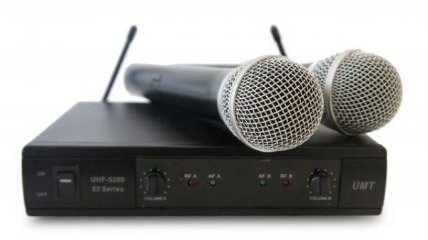 השכרת מיקרופונים אלחוטיים