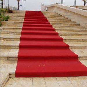 השכרת שטיח אדום 10 מטר