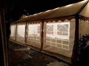 סוגי אוהלים לאירועים למכירה