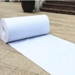 שטיח לבד לבן